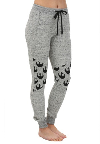 Star Wars Rebel Logo Juniors Sweat Pants