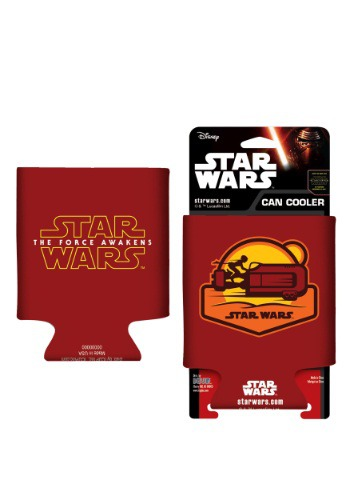 Star Wars Rey Speeder Can Cooler