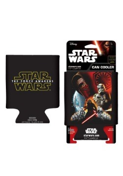 Star Wars Force Awakens Movie Poster Can Cooler