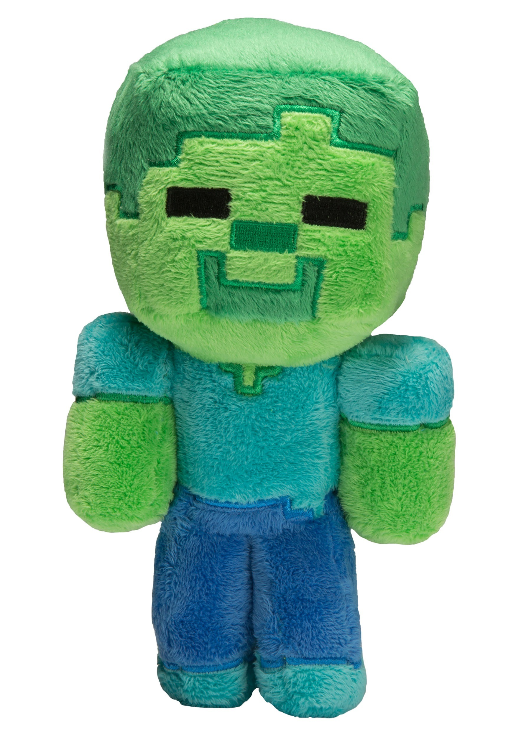 Minecraft Baby Zombie Plush on