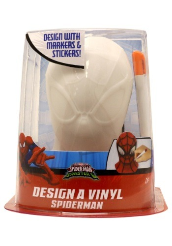 Spider-Man Design a Vinyl TTC60632
