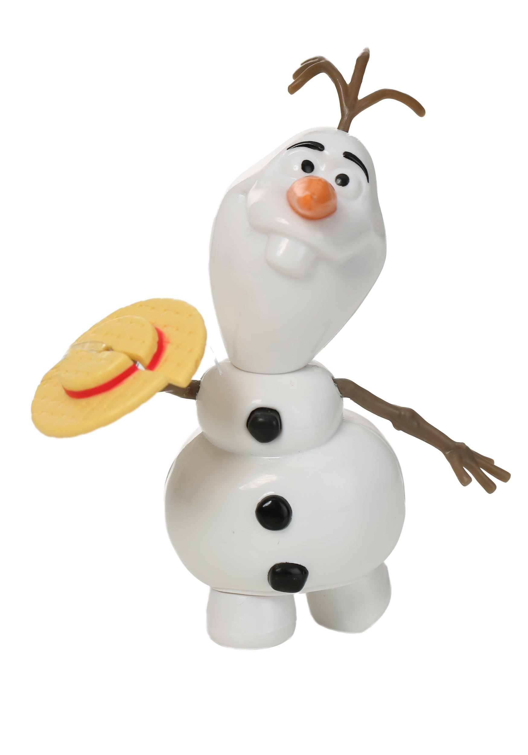 Home Decoration Statues Disney Frozen Summer Singing Olaf Figure