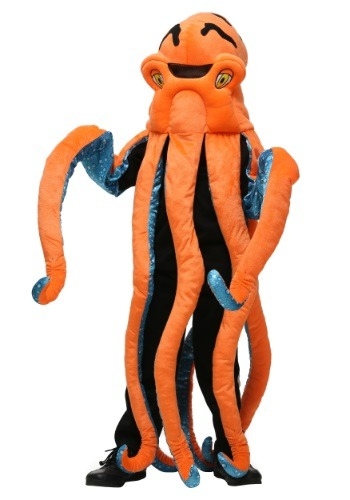 Kid's Octopus Costume
