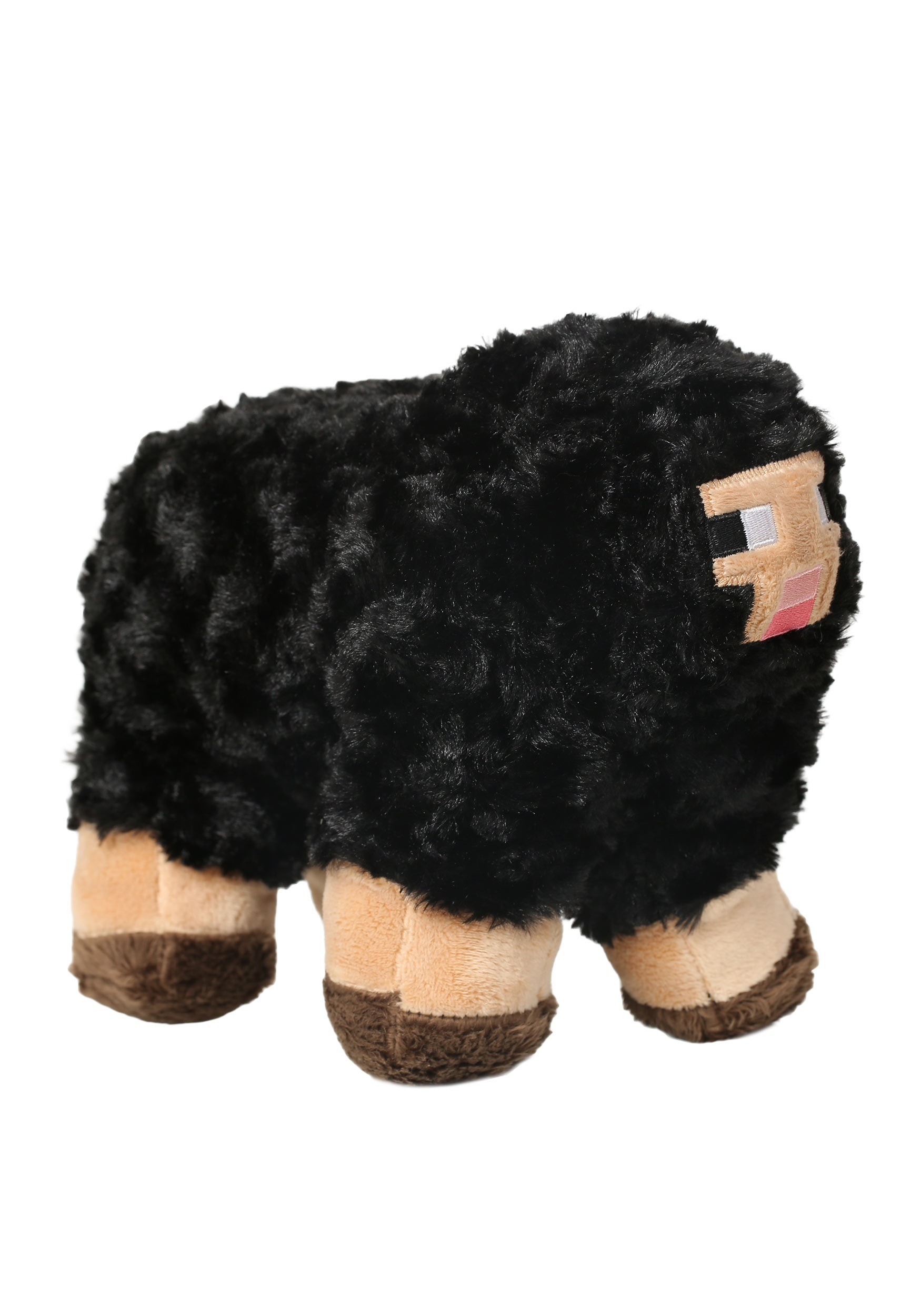 "Minecraft 10"" Sheep Stuffed Figure JIMJMC-05559PL-BKA-NA-JNX"