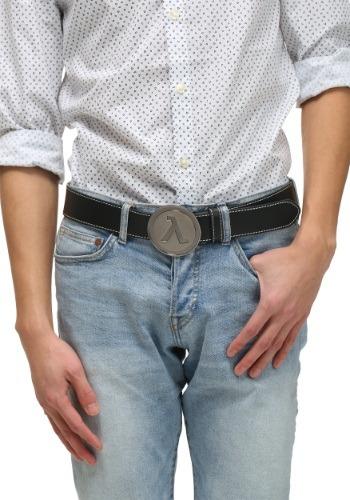 Half Life 2 Lambda Leather Belt