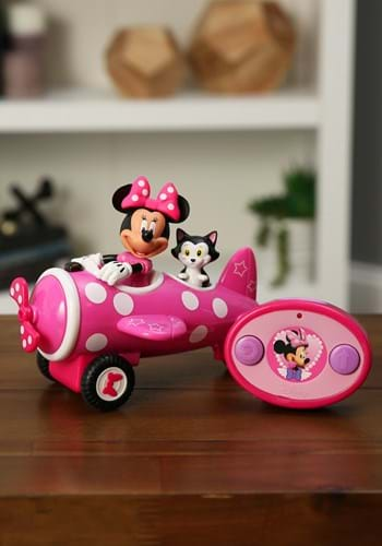 Disney Minnie Mouse R/C Airplane update