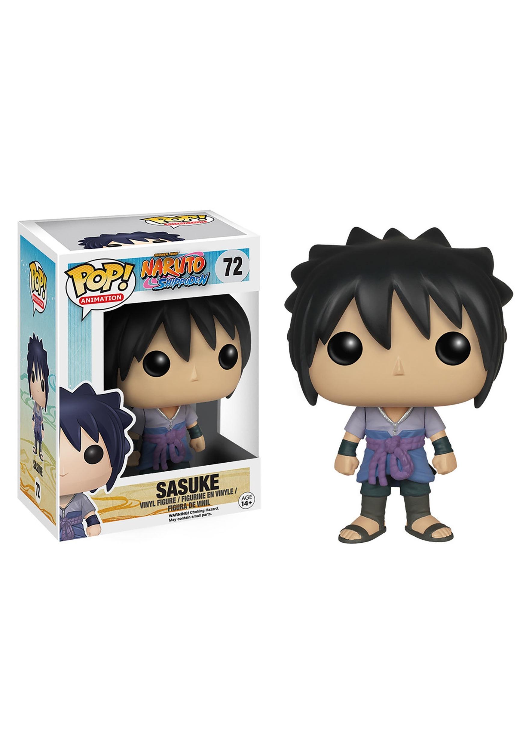 POP Naruto Shippuden Sasuke Vinyl Figure FN6367