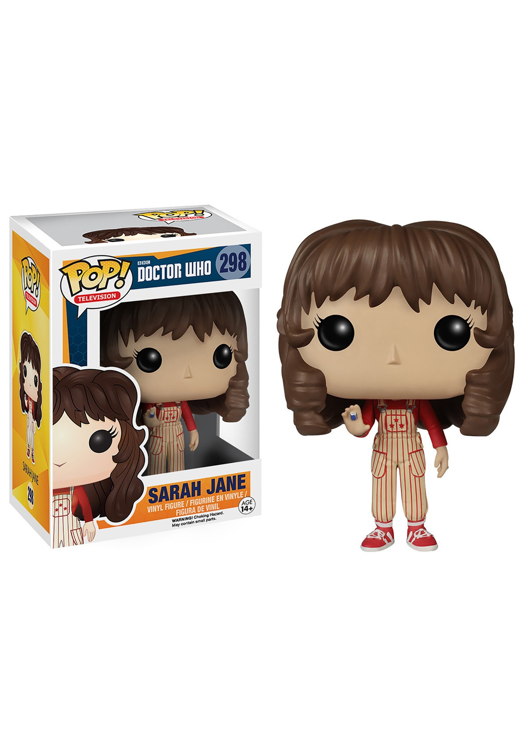 POP Doctor Who Sarah Jane Smith Vinyl Figure FN6211