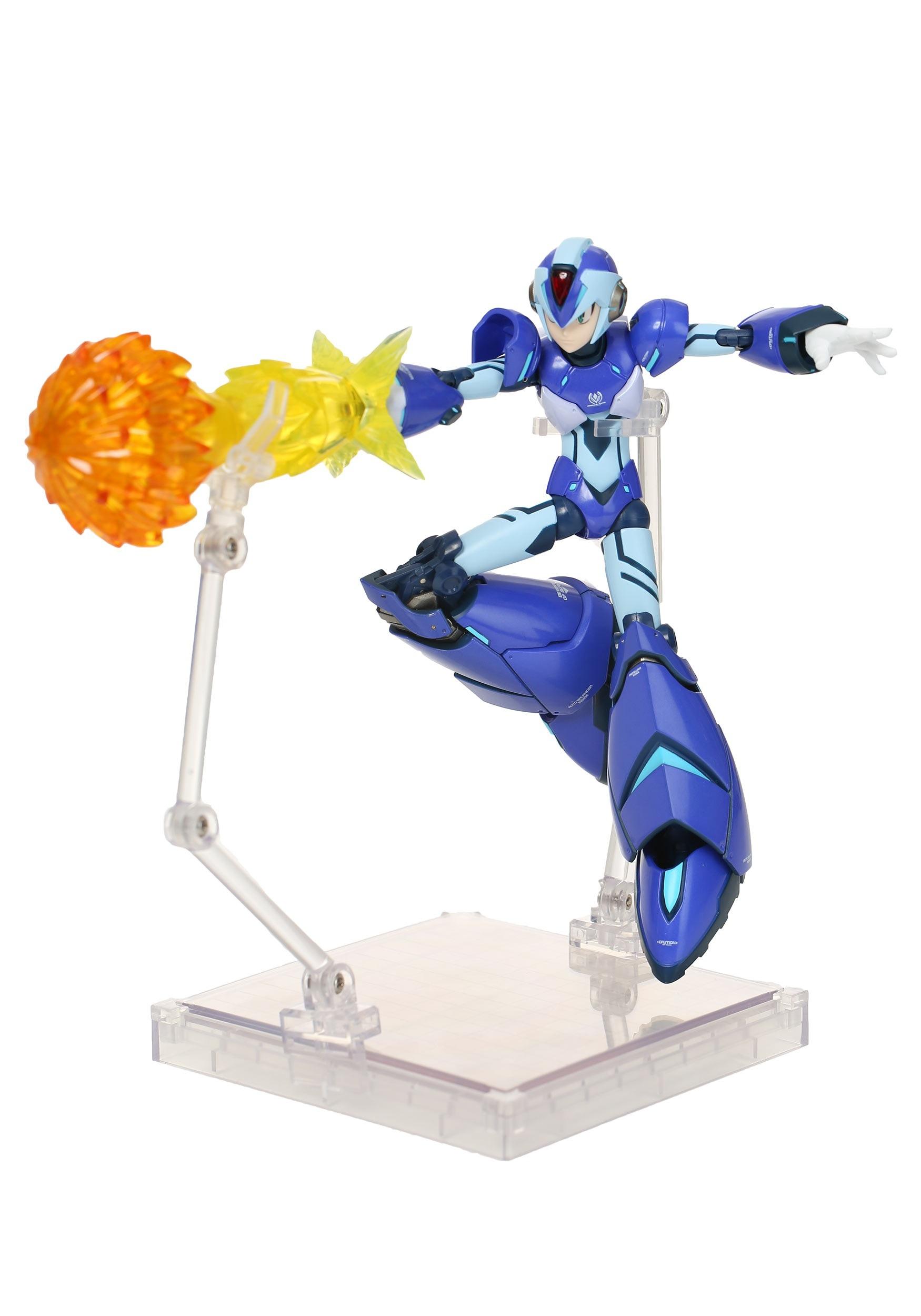TruForce Collectibles Designer Series Mega Man Action Figure BFDTRU02001
