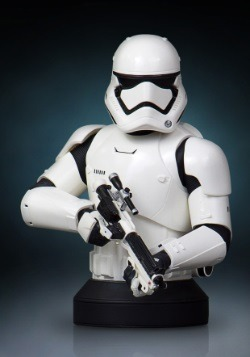 First Order Stormtrooper Deluxe Mini Bust