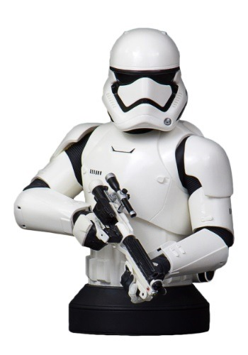 First Order Stormtrooper Deluxe Mini Bust GT80653