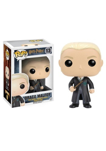 POP! Harry Potter Draco Malfoy Vinyl Figure FN6569
