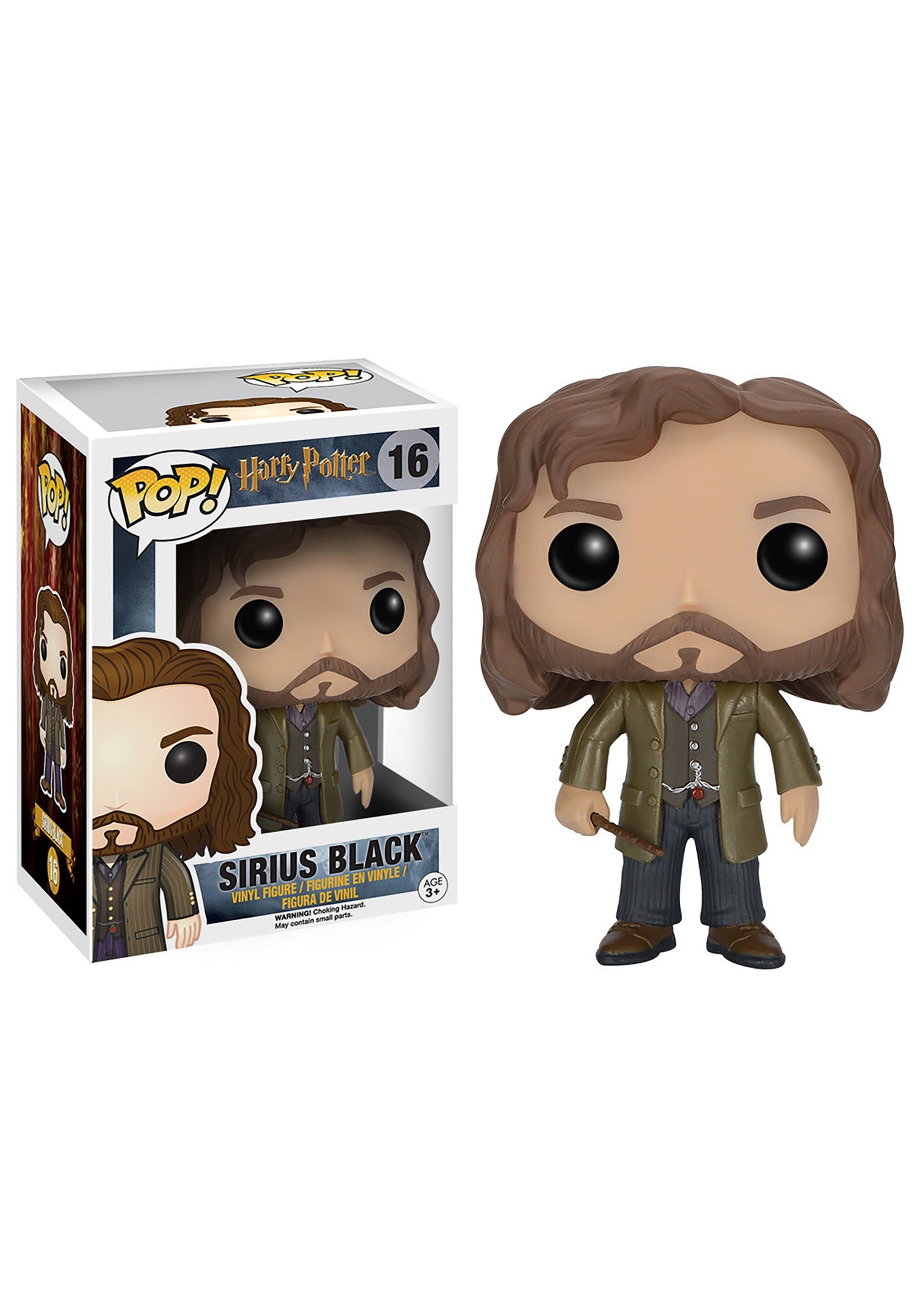 POP Harry Potter Sirius Black Vinyl Figure FN6570