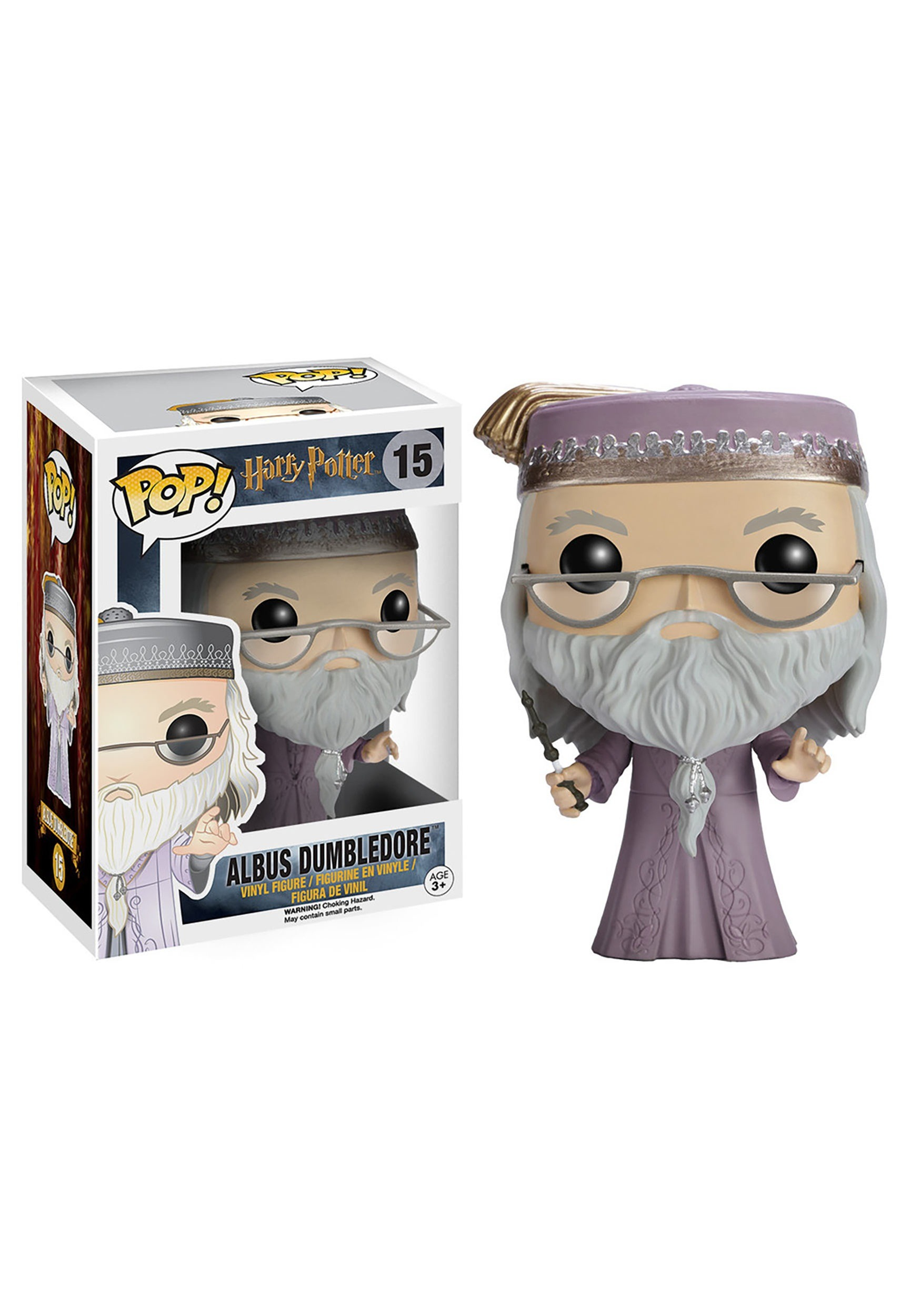 POP! Harry Potter Albus Dumbledore Vinyl Figure FN5891