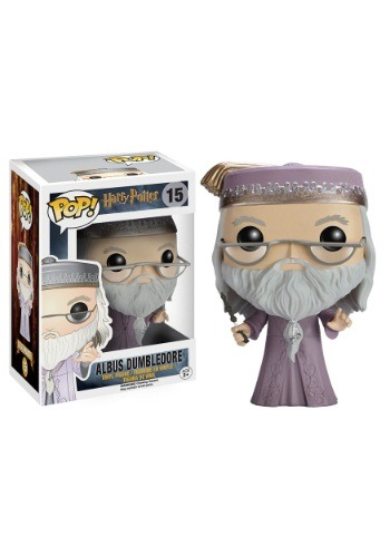 POP Harry Potter Albus Dumbledore Vinyl Figure