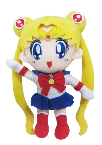 "Sailor Moon 8"" Stuffed Doll"