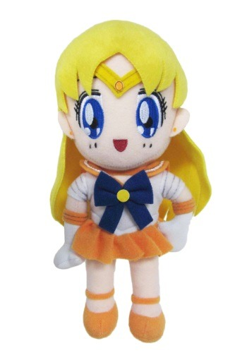 "Sailor Moon Venus 8"" Stuffed Doll"