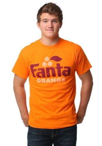 Fanta Orange Retro Logo Men's T-Shirt