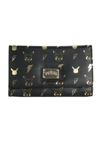 Pikachu Gold Envelope Wallet