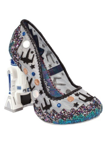 Fun.com - Star Wars Mesh Battlefront R2D2 Womens Heel Photo