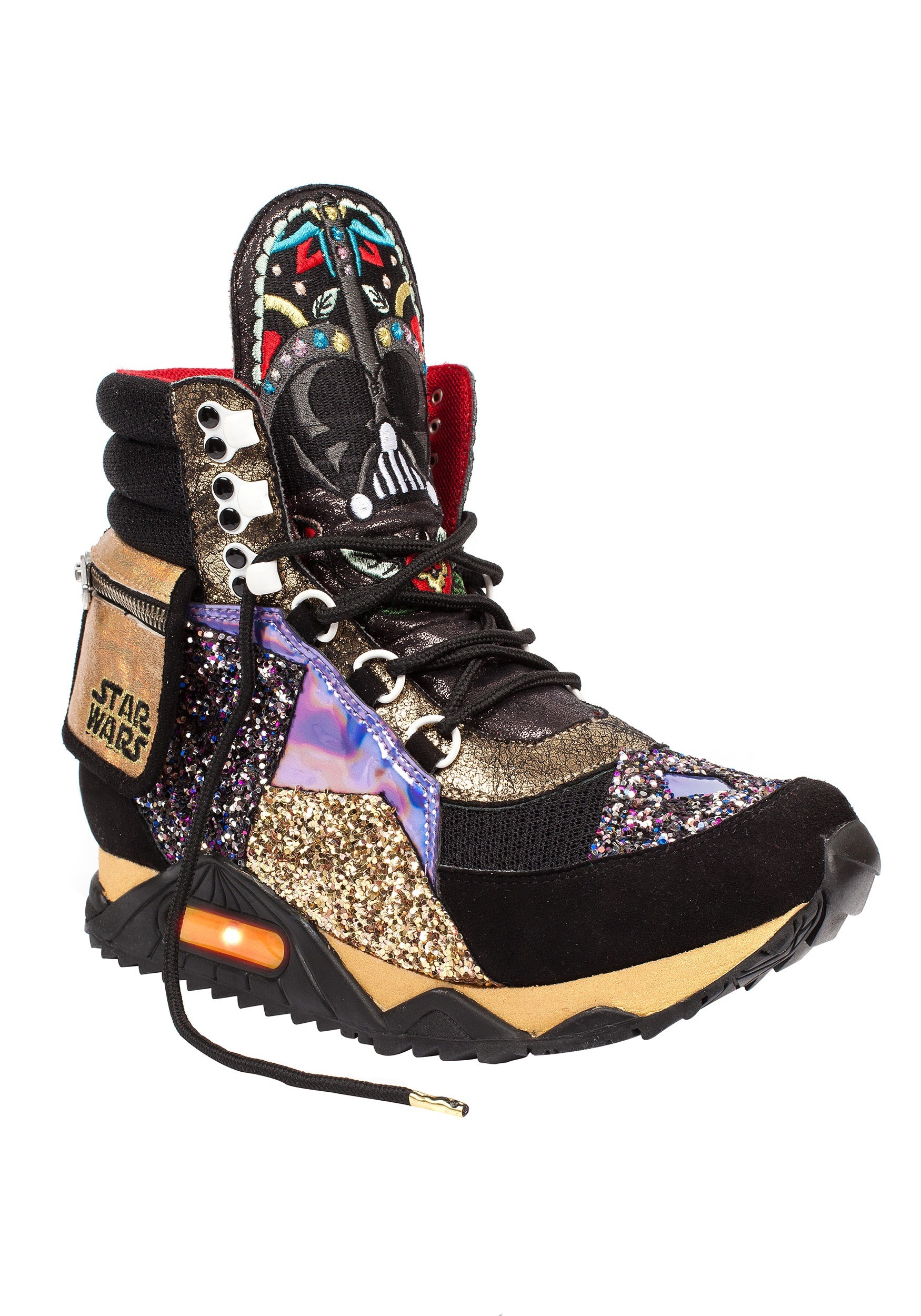 Star Wars High Top Shoes