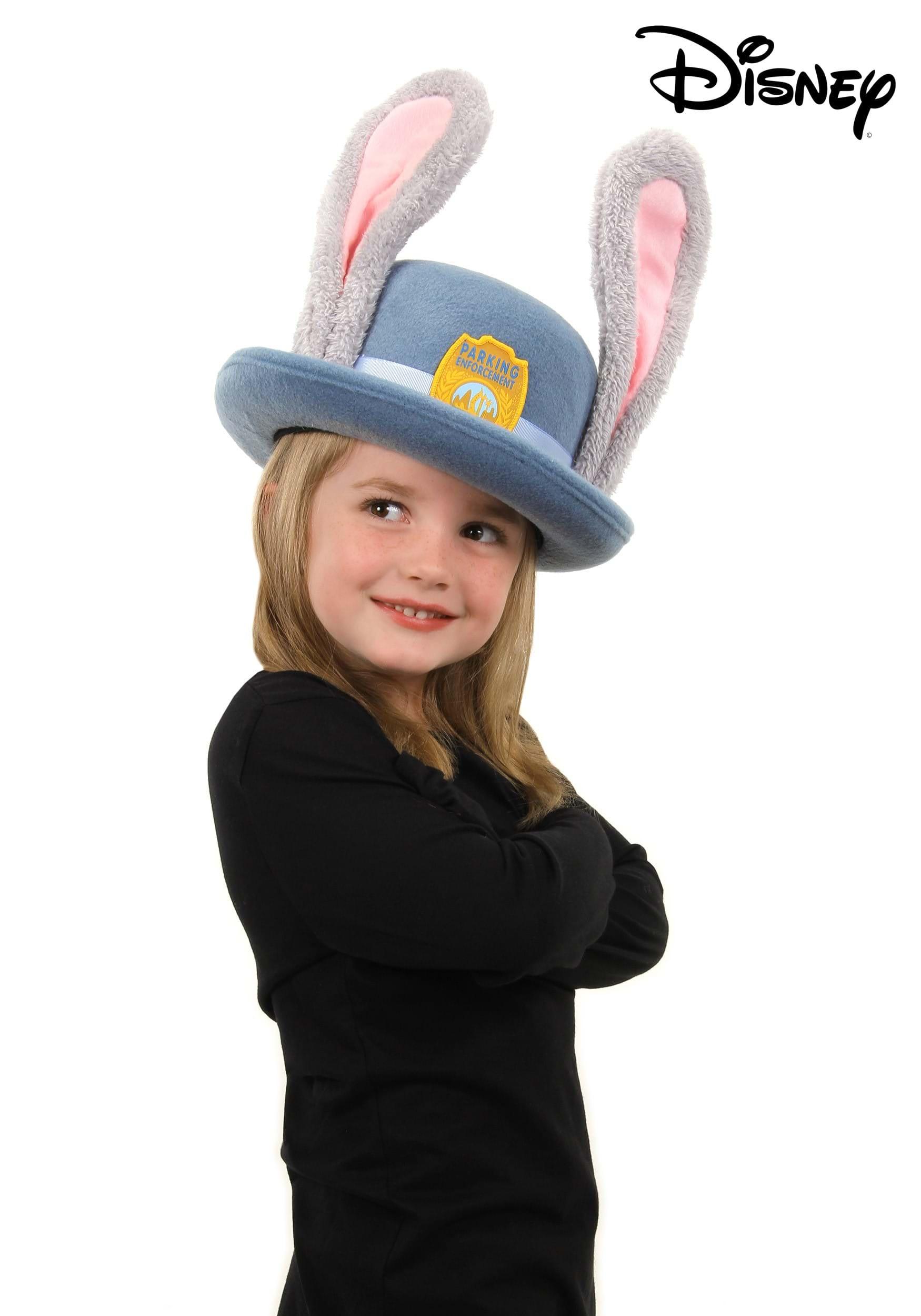 Kids Disney Zootopia Judy Hopps Bowler Hat EL290055