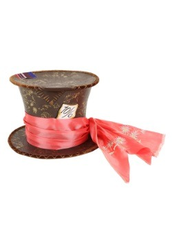 Alice in Wonderland Mad Hatter Tea Party Hat