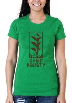 Women's Kamp Krusty (Hail to Thee) T-Shirt
