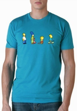 Simpson's Arcade T-Shirt