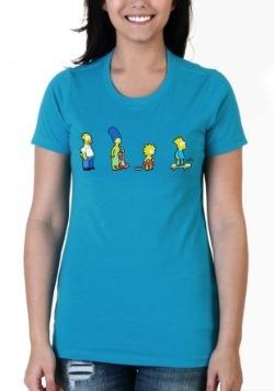 Women's Simpson's Arcade T-Shirt