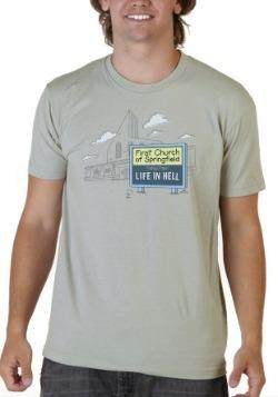Springfield Church T-Shirt