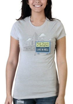 Women's Springfield Church T-Shirt