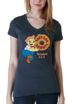 Women's Lard Lad Donuts T-Shirt