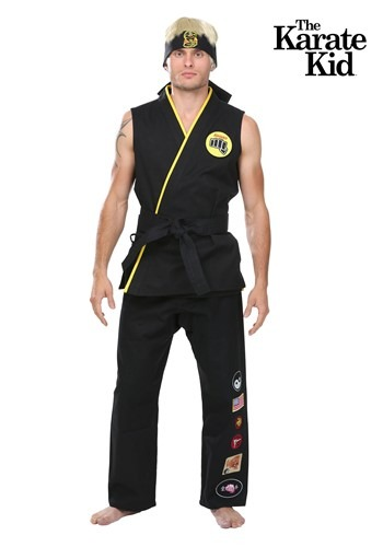 Adult Super Elite Cobra Kai Costume