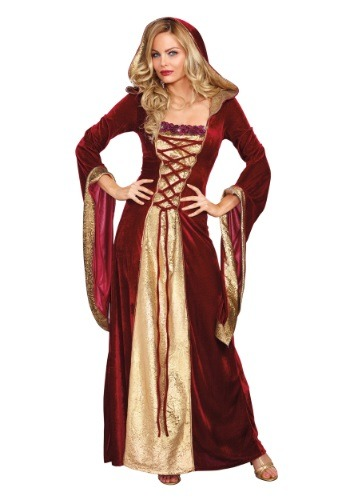 Lady of the Thrones Adult Costume