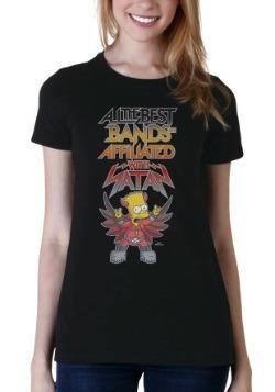 Women's All the Best Bands T-Shirt
