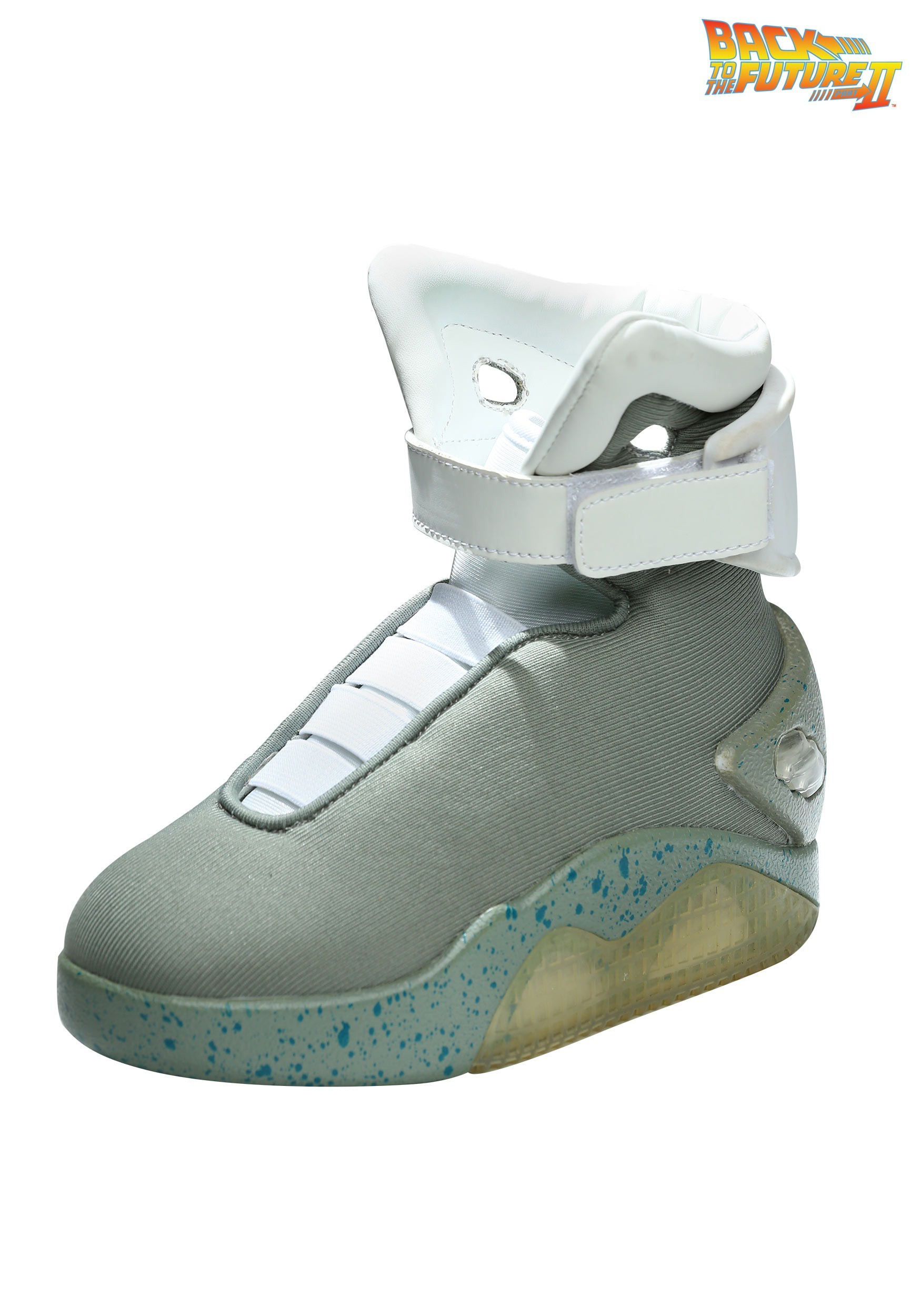 Back to the Future Child Shoes