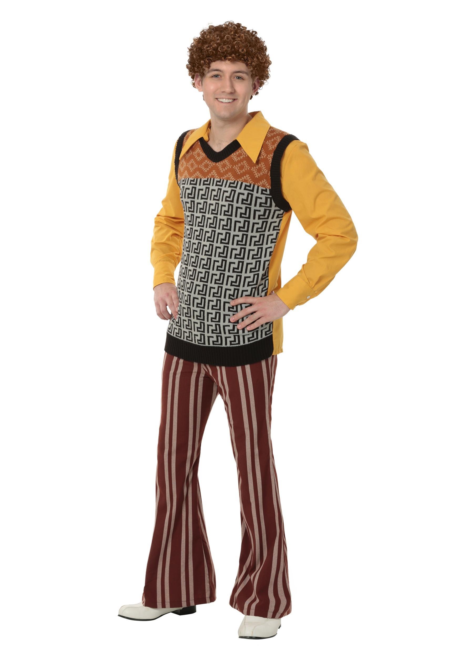 Mens 70s Costume  sc 1 st  Fun.com & 70s Costume for Men
