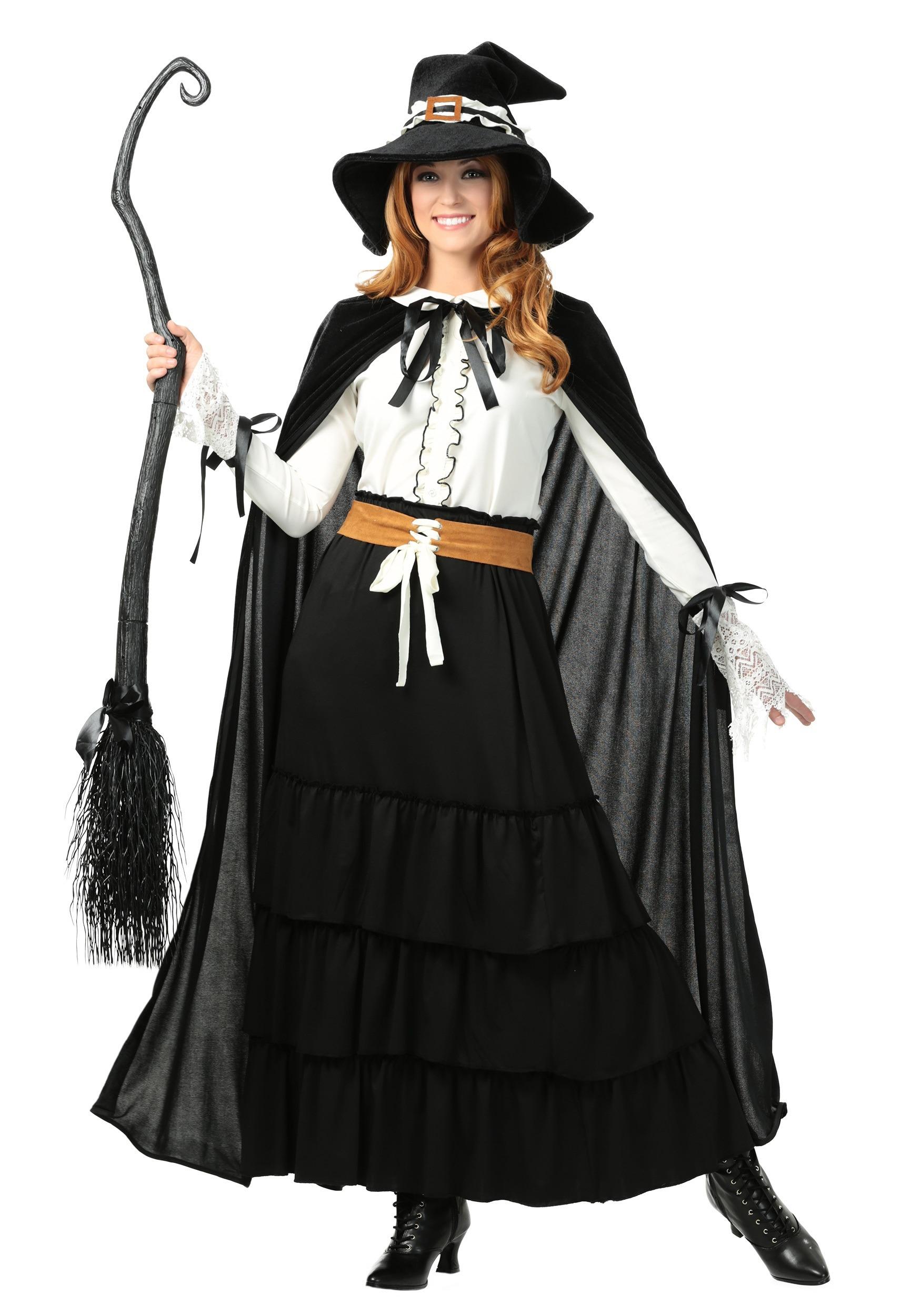 a0a6bc2e6d0 Salem Witch Plus Size Costume for Women