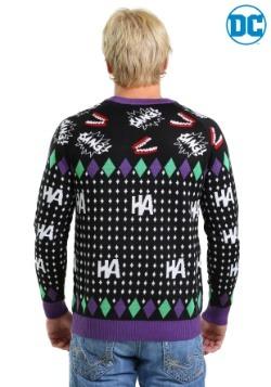 Joker Santa Sweater