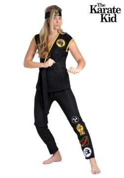 Women's Cobra Kai Costume