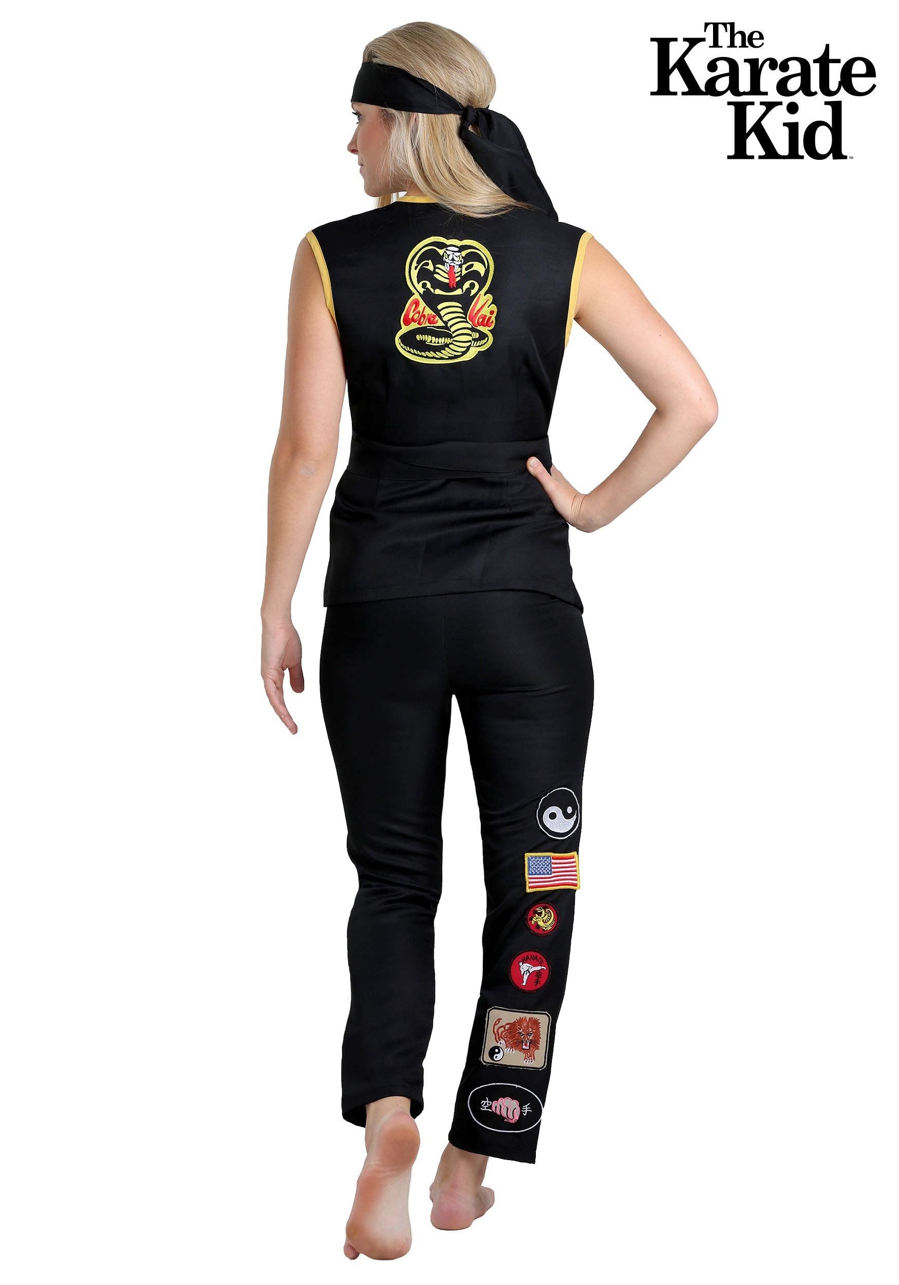 6722725f Cobra Kai Costume for women