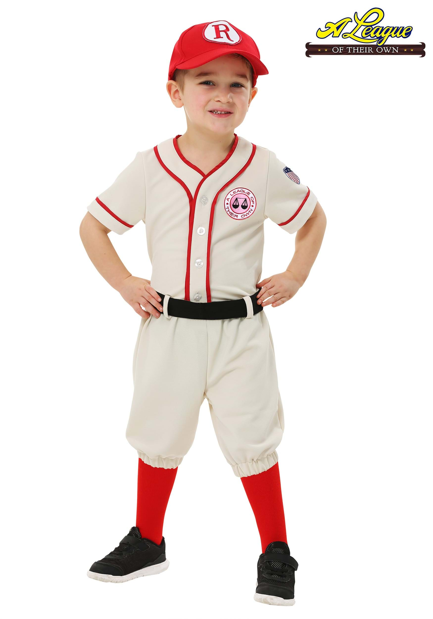 A League Of Their Own Jimmy Costume
