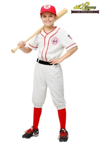 A League Of Their Own Jimmy Kid's Costume