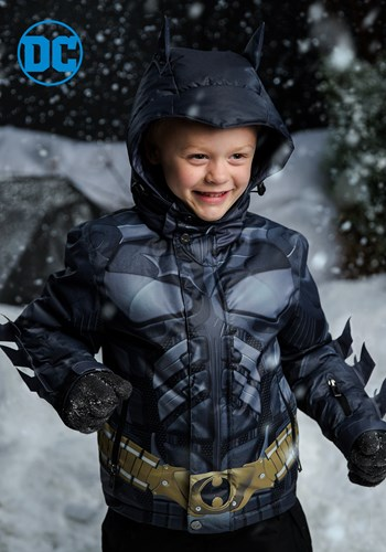 KidsBatman Dark KnightSnowJacket upd