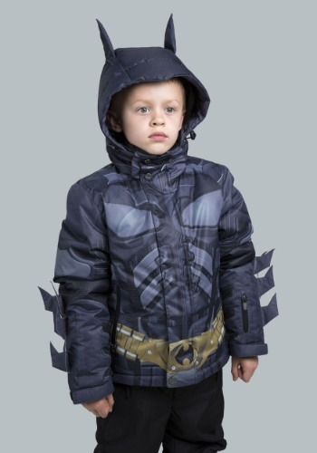 Kids Batman Dark Knight Snow Jacket  1