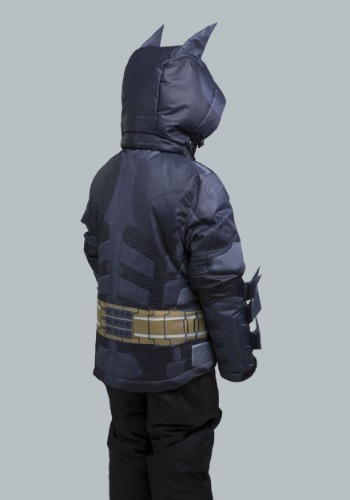 Kids Batman Dark Knight Snow Jacket  2