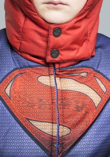 Kids Superman Puffer Jacket 5