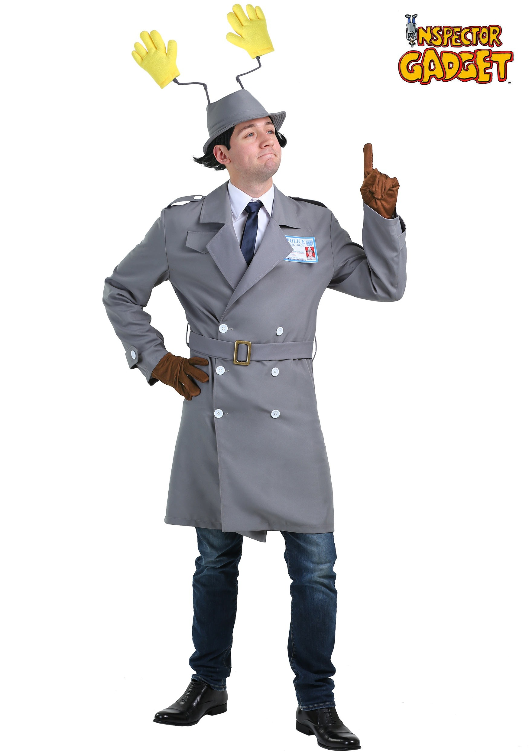 Inspector Gadget Men\'s Costume
