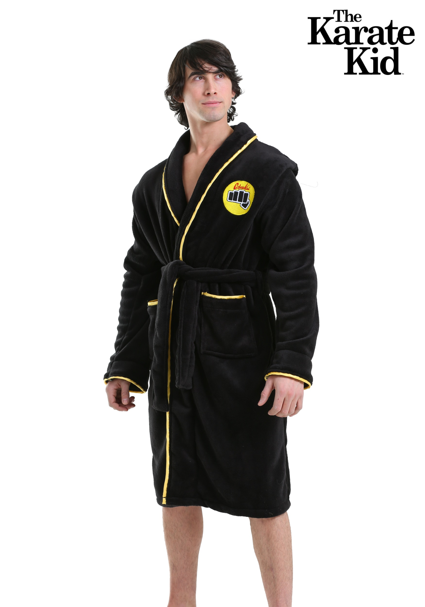 Small Bath Ideas Karate Kid Cobra Kai Bathrobe